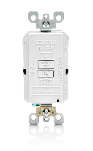 Receptacle Arc Fault Circuit Interrupter (AFCI)