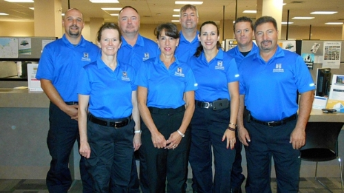 """""""City of Hamilton bylaw enforcement officers now have cheerier uniforms."""" CBC Quote"""