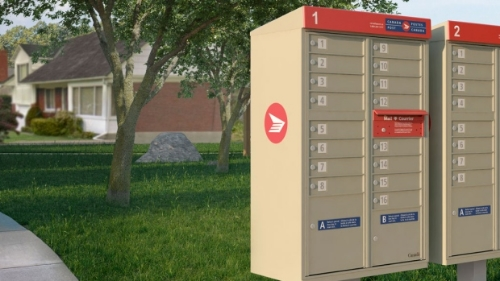 Community mailboxes are being rolled out in many older neighbourhoods