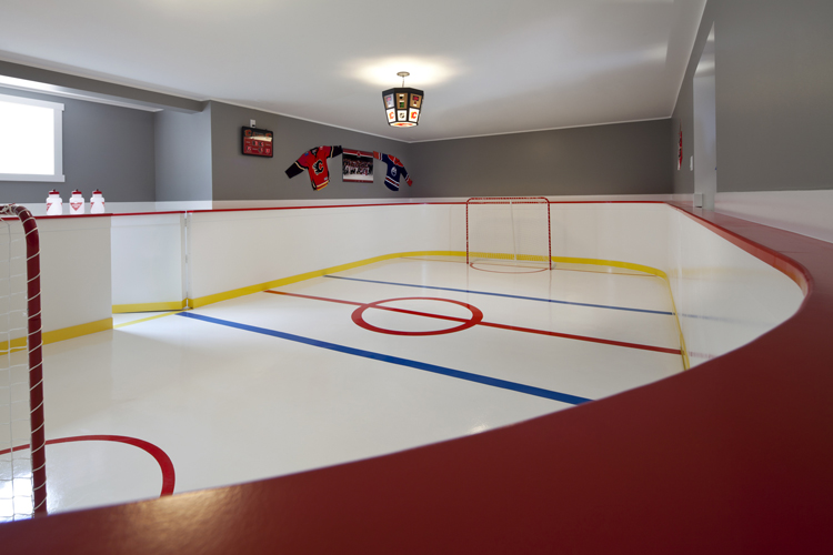 In the meantime, here's what you can do with the basement