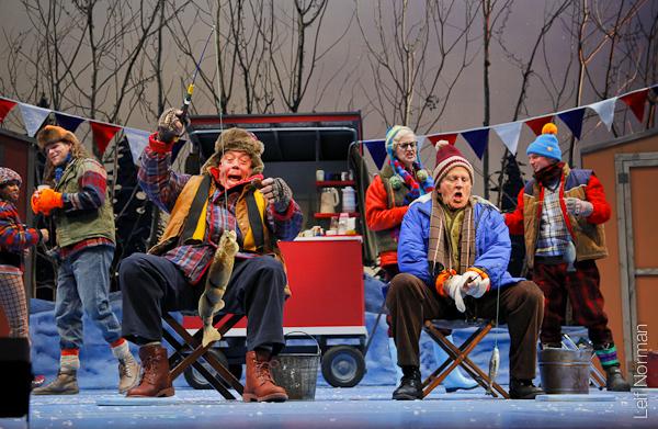Did anyone know they turned Grumpy Old Men into a musical?