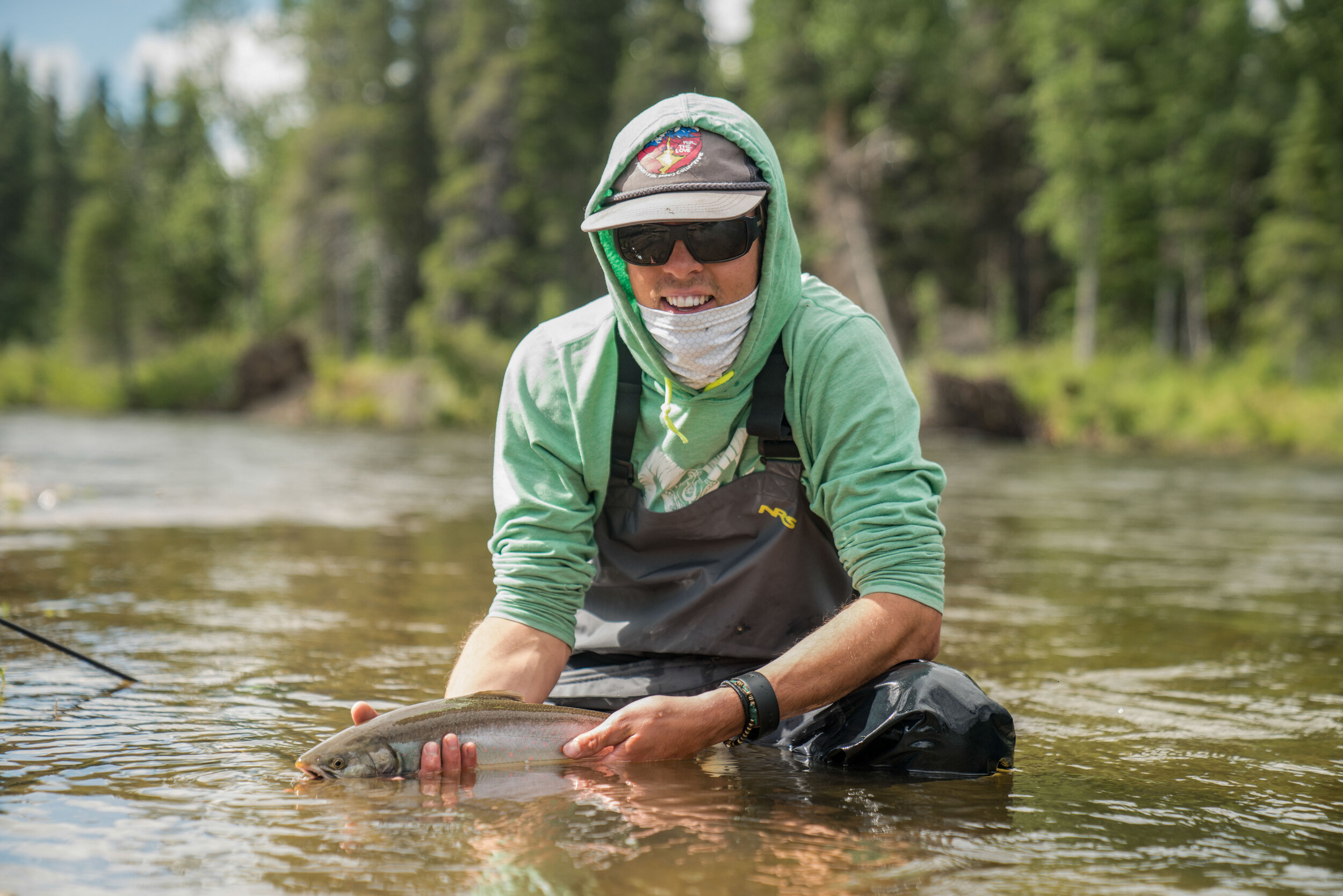"""Bristol Bay Ambassador, Brendan Wells, produced the film """"Koktuli Wild"""" showcasing the region and the impacts the proposed Pebble mine would have on the sportfishing industry."""