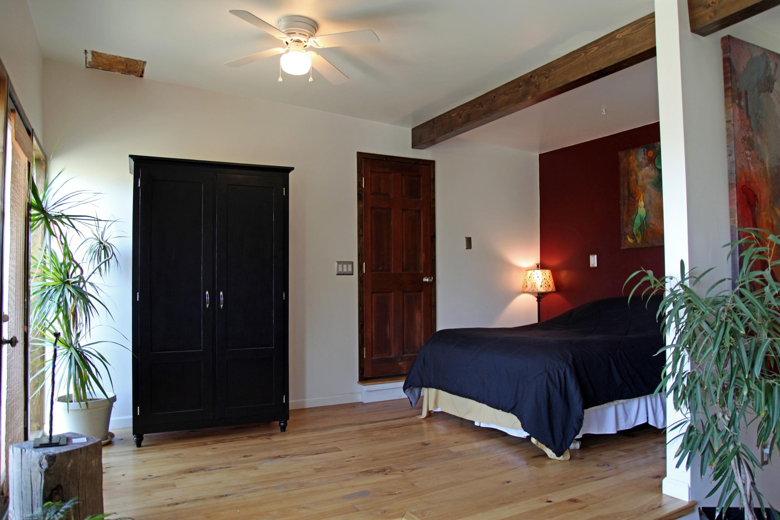 Lotus Suite Sleeping Area