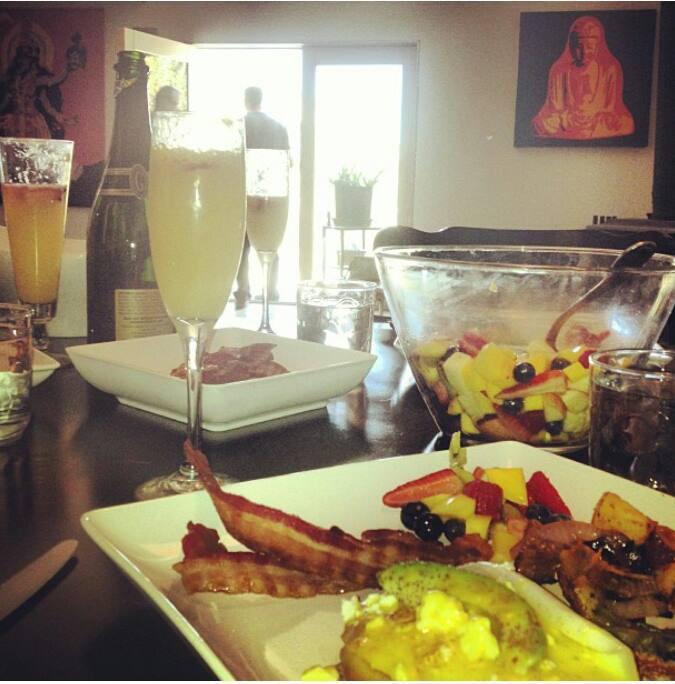 Lotus Event Breakfast