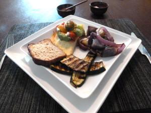 Lotus Standard Breakfast
