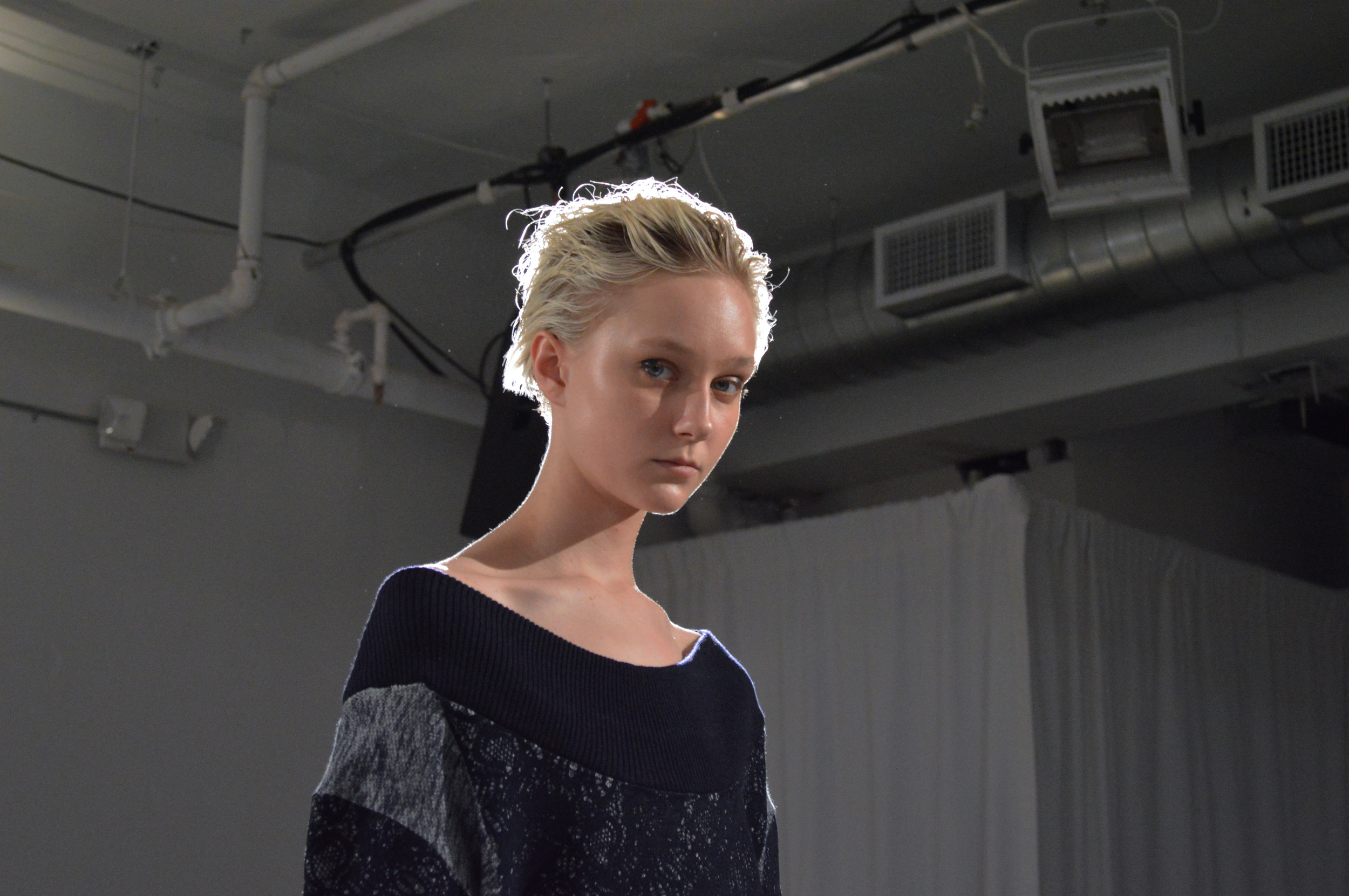 Juliette Fazekas @ IMG