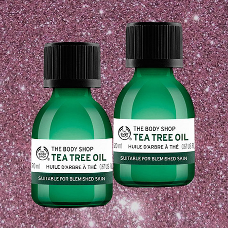 Tea Tree Oil -