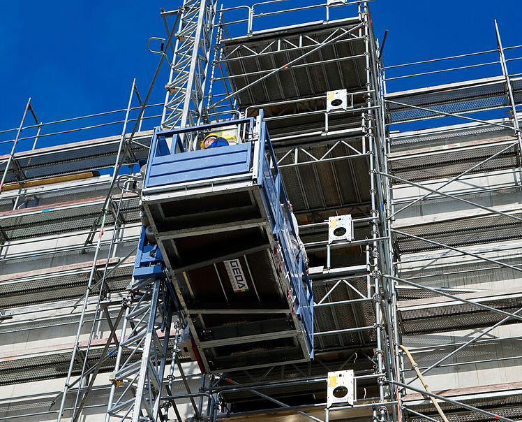 Camelspace Scaffolding | Scaffold | Propping | Events | Fall