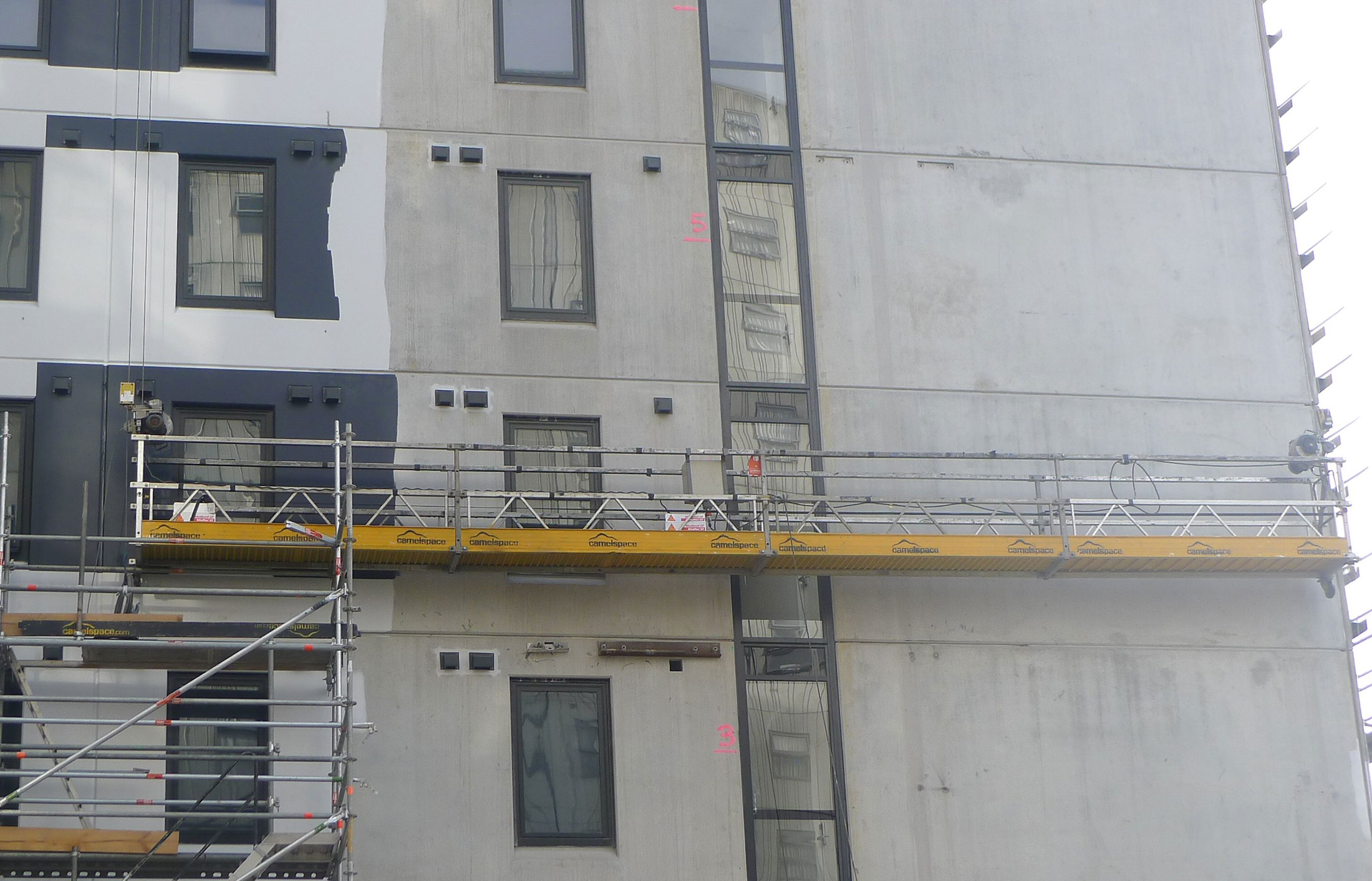 Camelspace Scaffolding Scaffold Propping Events