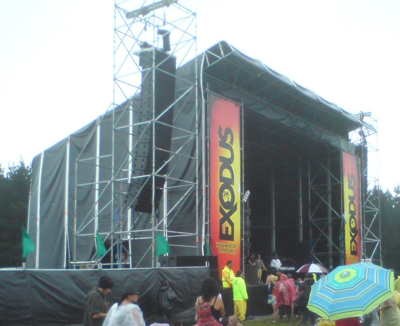 Exodus 2001 and 2012