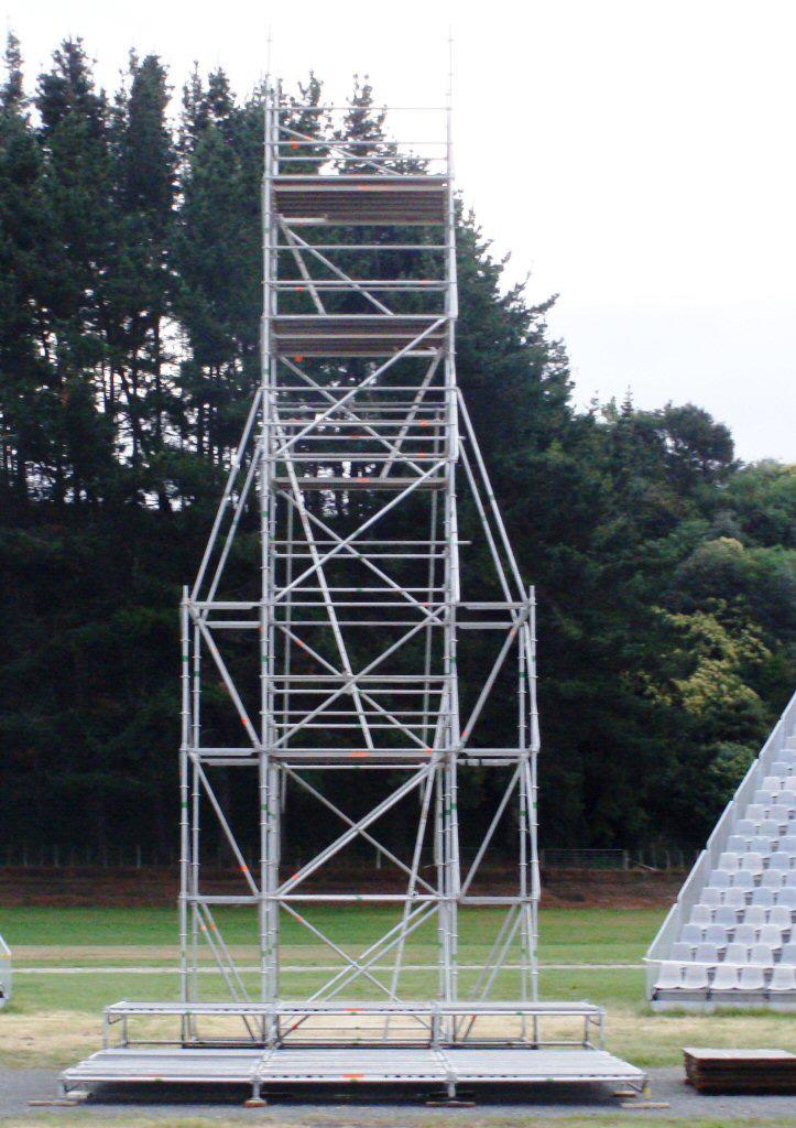Level AV Plus Camera Tower