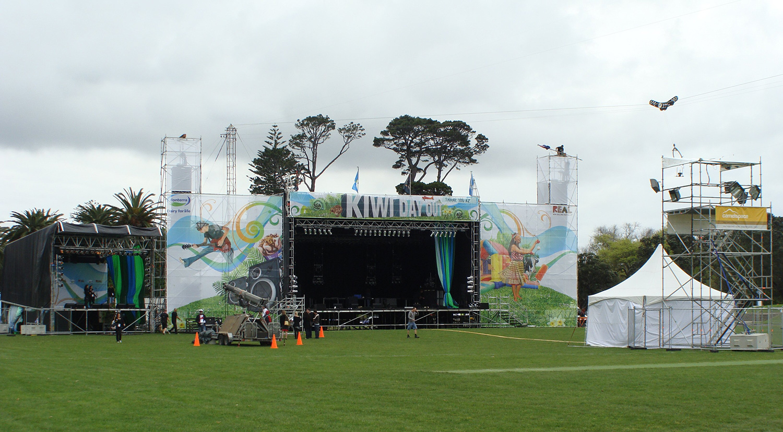Big Kiwi Day Out