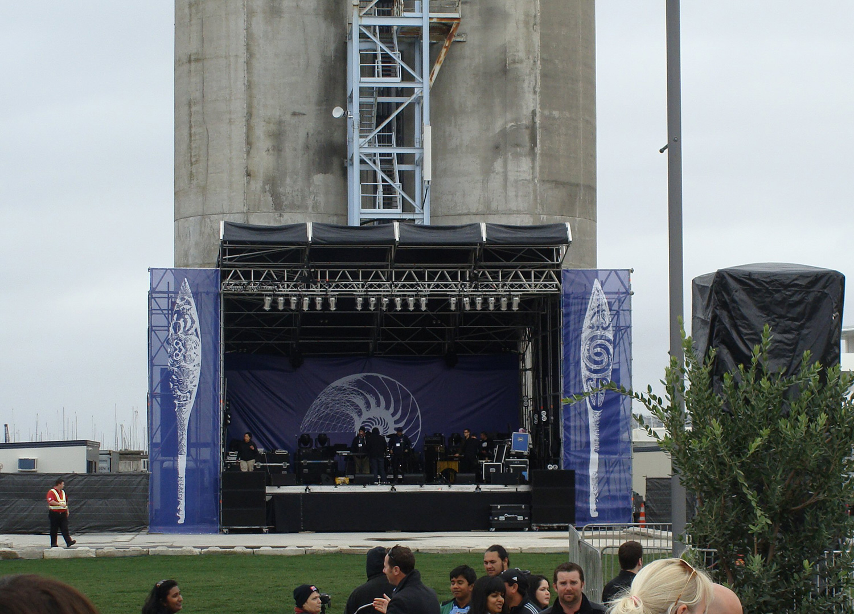 Wynyard Wharf Opening