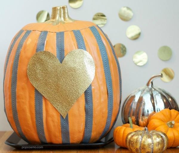 Striped Pumpkin | popcosmo