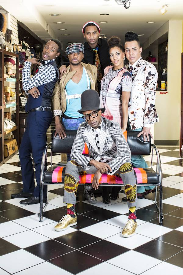 B.O.R.N. to Style - cast image
