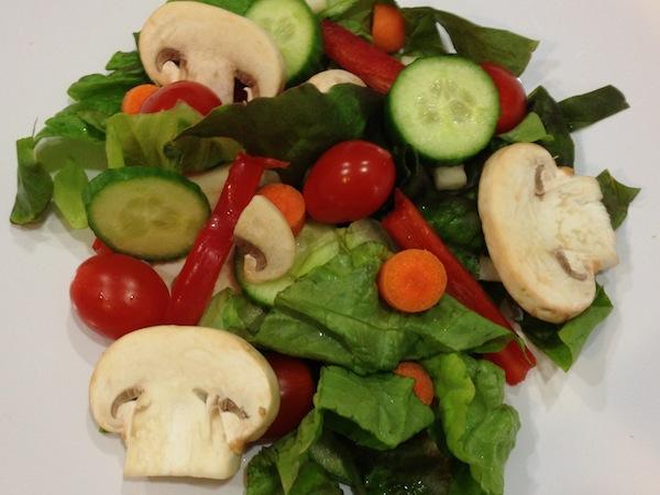 BBQ Chicken Salad 1