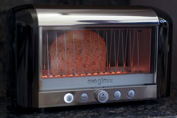 magimix clear toaster