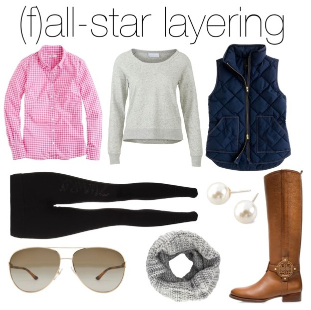 how to dress in layers