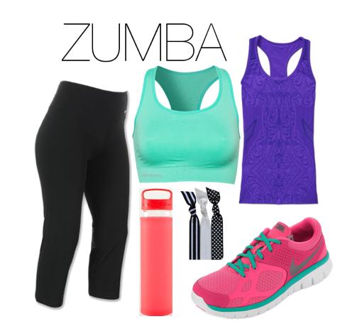 Zumba Outfit #1
