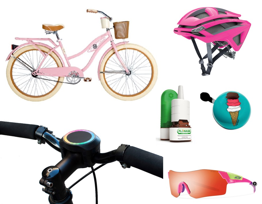 best bike accessories for women