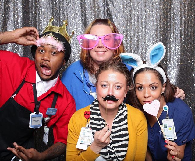 It's Hospital Week! And we're here showing our huge appreciation for the Cheyenne Regional Medical Staff! #Cheyenne #cheyenneregionalmedicalcenter #cheyennewyoming #wyoming #photobooth