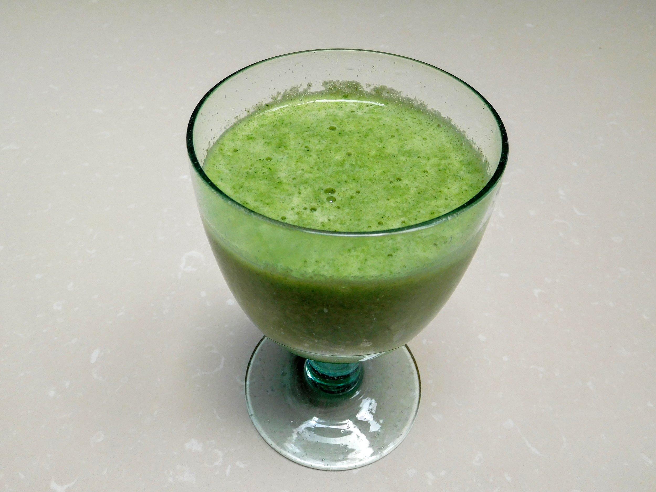 Green Citrus Smoothie