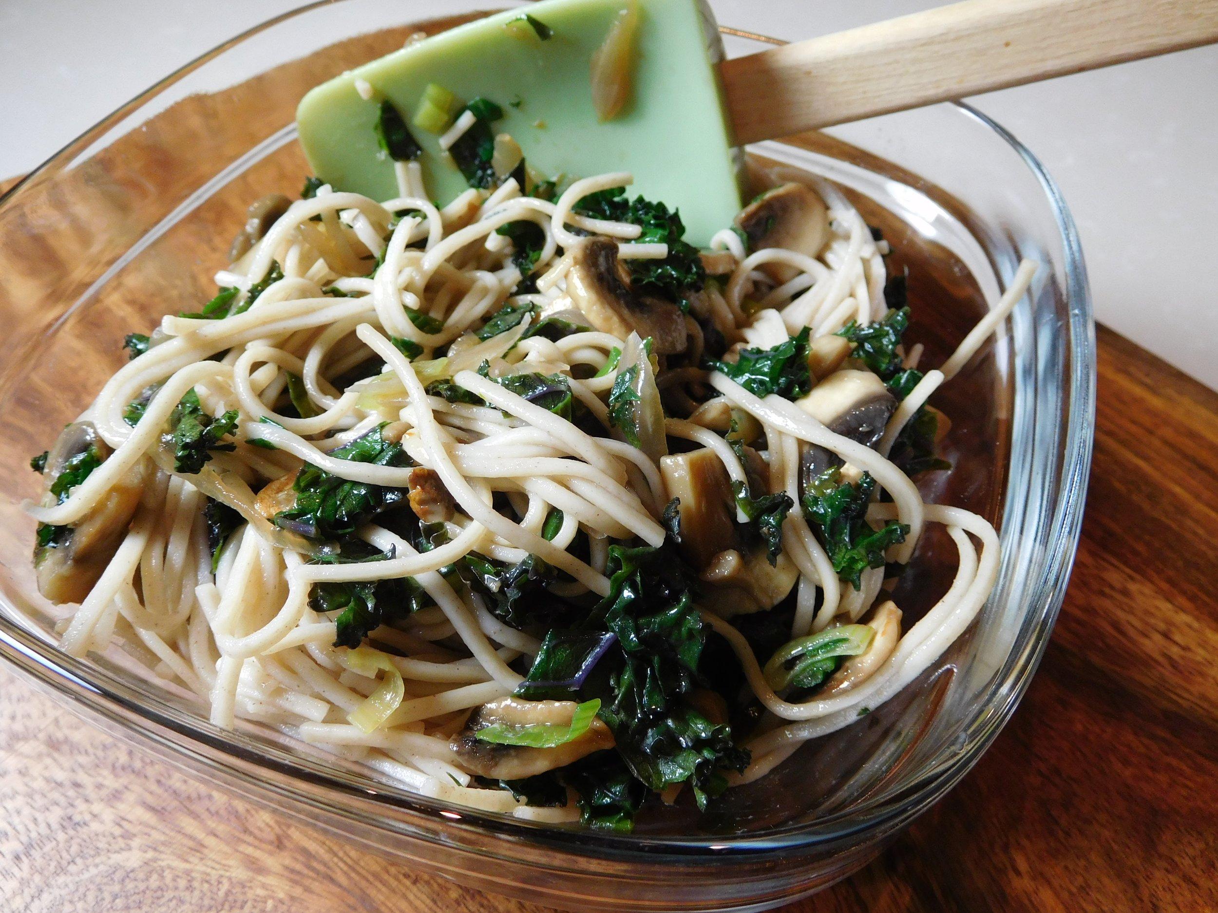 Noodles kale mush close up.JPG