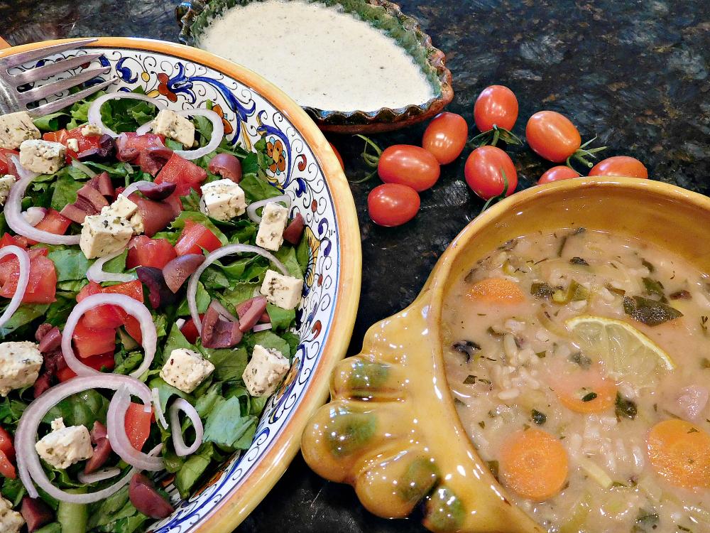 Aug 18 Soup and Salad.JPG