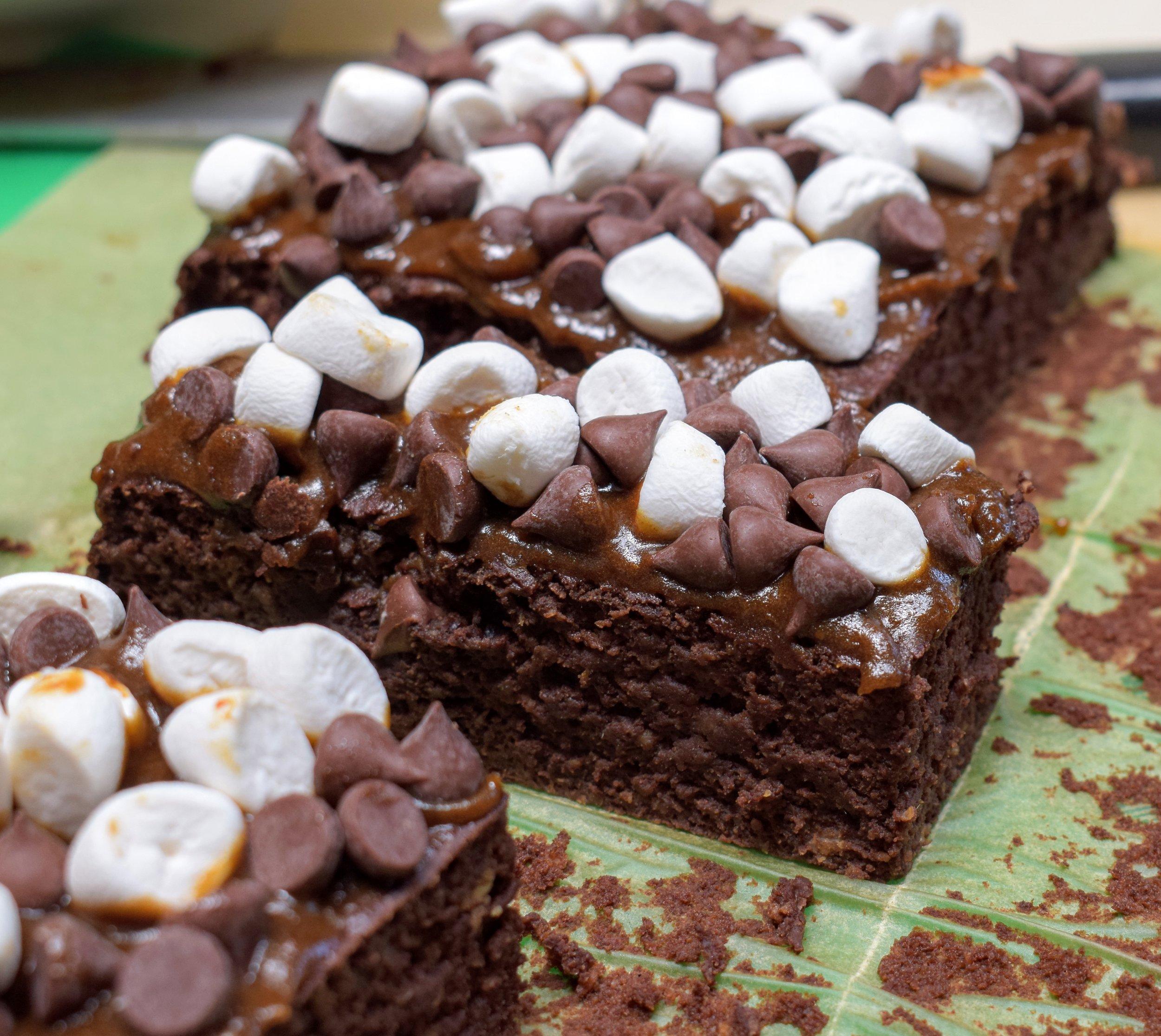 Ch oat flour cake.JPG