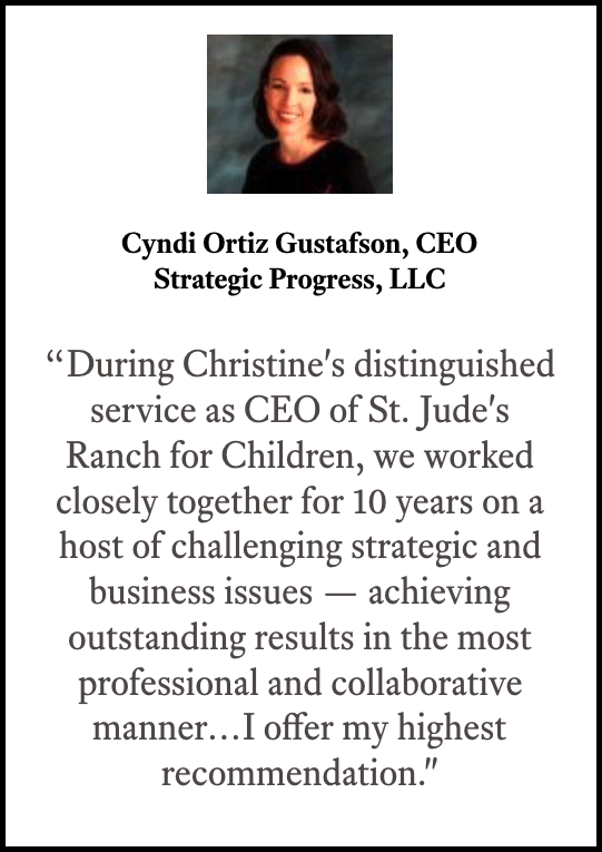 St Jude's Ranch - CEO Christine Spadafor Recommendation - Cyndi.png