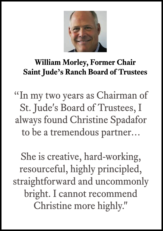 St Jude's Ranch - CEO Christine Spadafor Recommendation - Morley 2.png