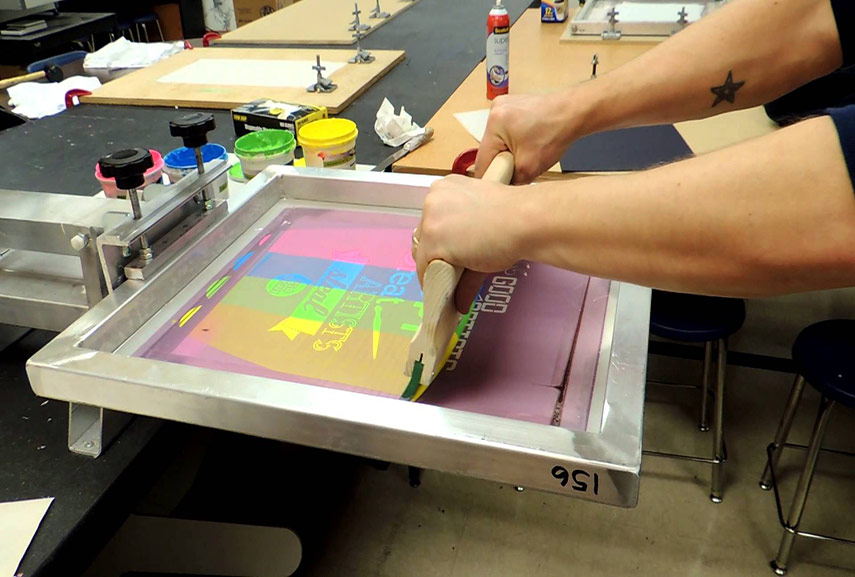 Your Guide To Silk Screen Printing From Home Cole Apparel