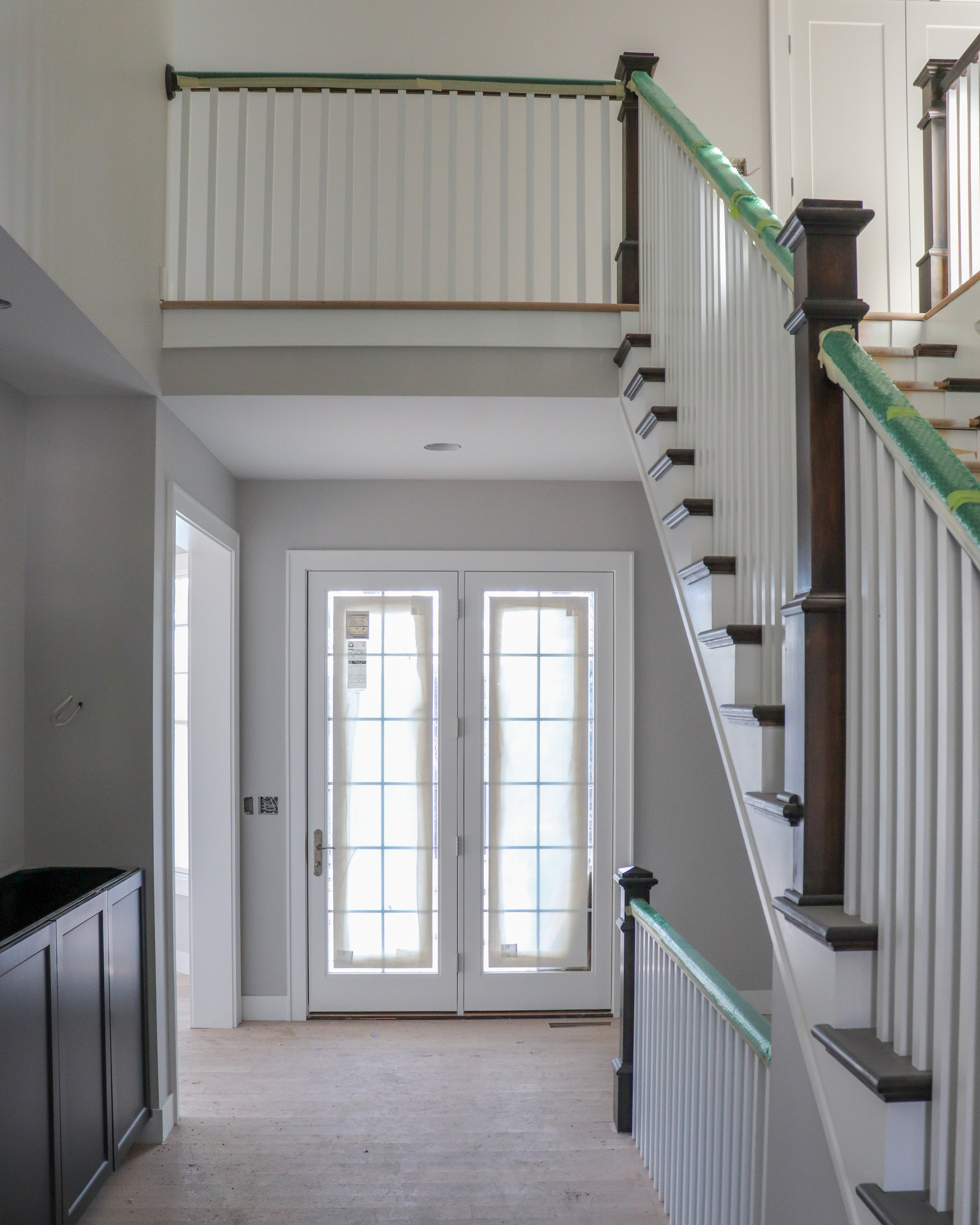 8909 Lee Blvd Foyer | Photo By: Anthony West