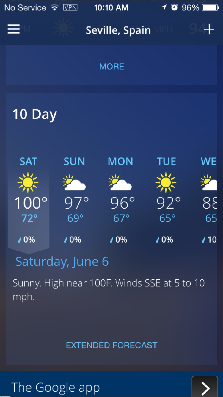 I knew it was going to be hot, but damn.