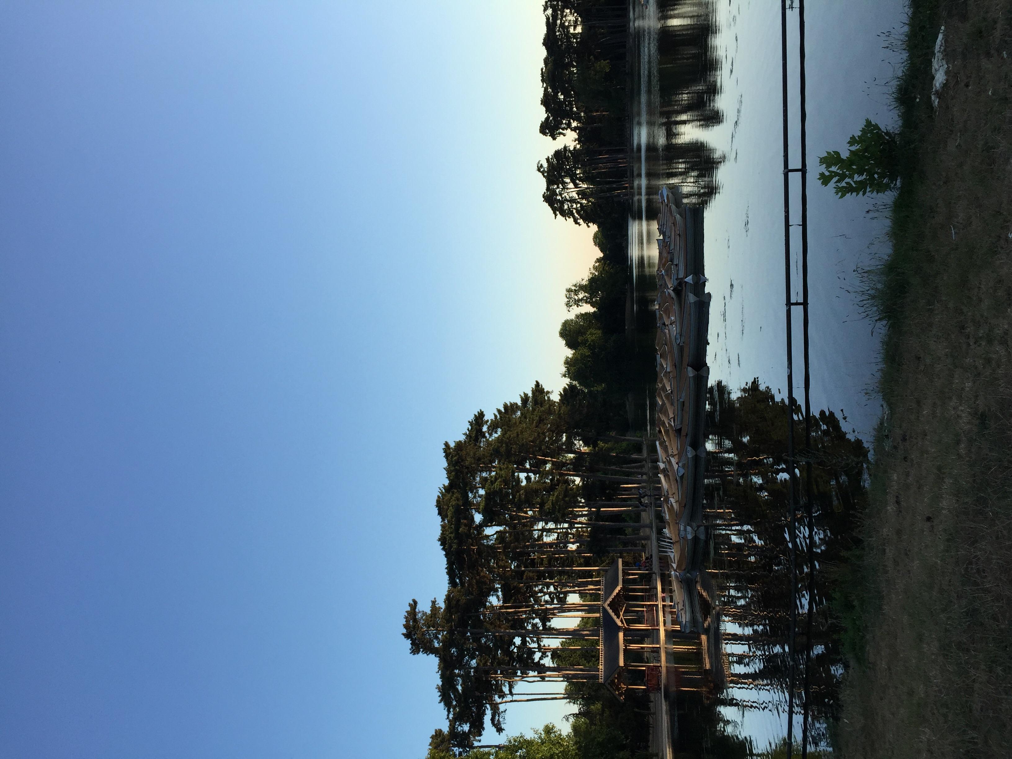 Ahhh, Paris. Wait, what? Yea, Paris has a beautiful park called Bois de Boulogne. You have to check it out if you visit.