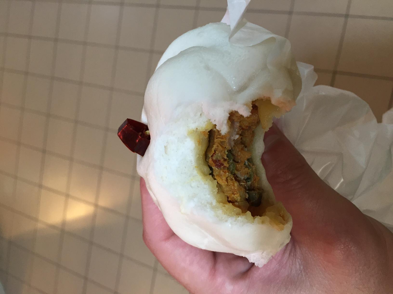 Bao - Steamed Pork Bun