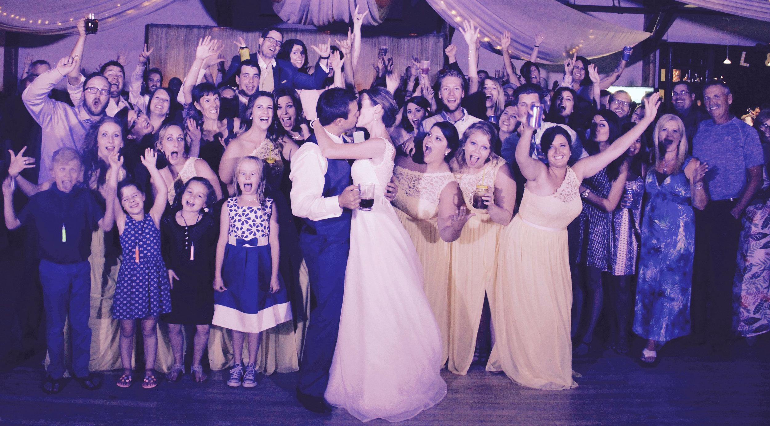 wedding dj brandon