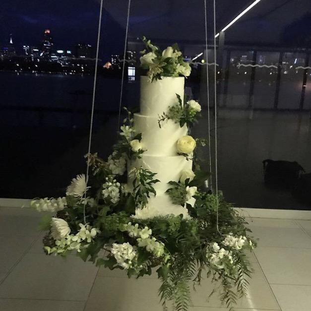 Wedding Cake Swing