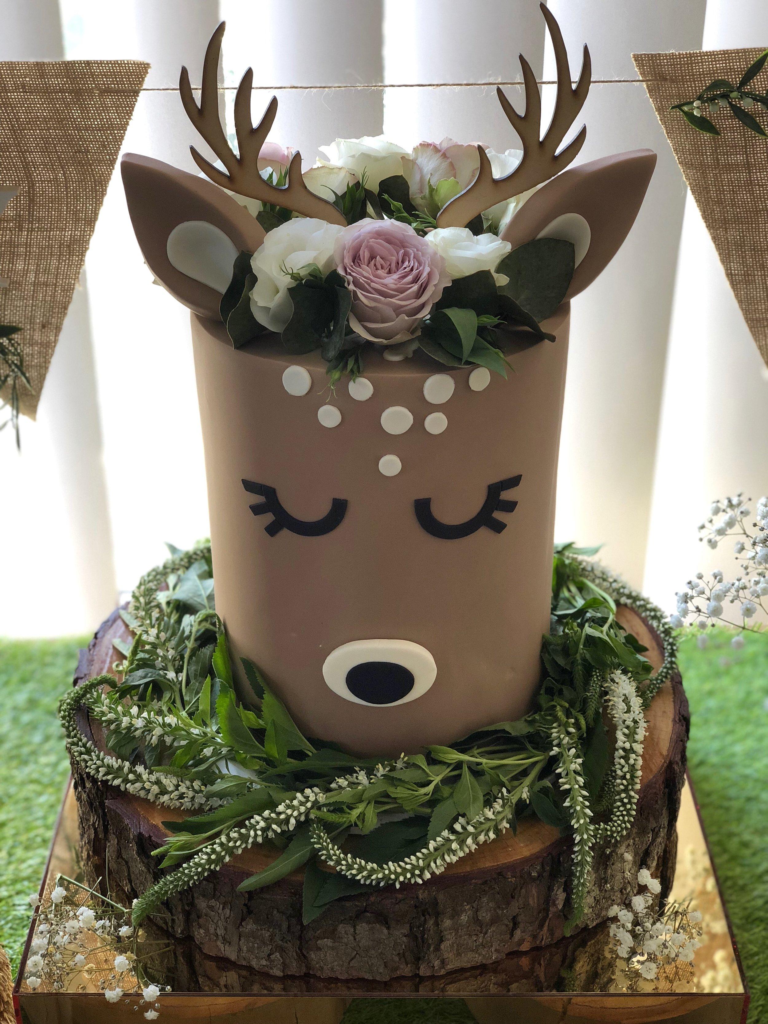 Deer Cake