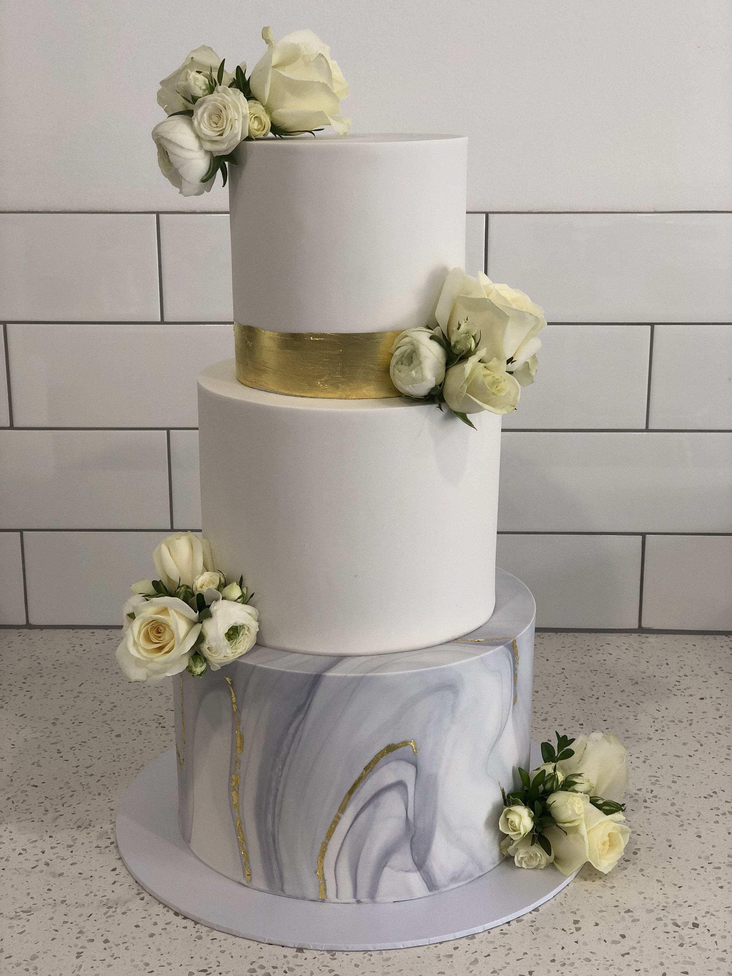 Marble Cakes Creme De La Cakes