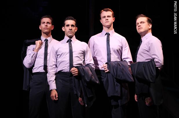 Jersey Boys Canadian Company