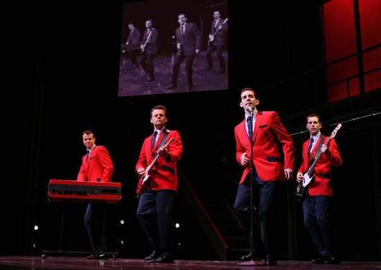 Jersey Boys Original Canadian Company