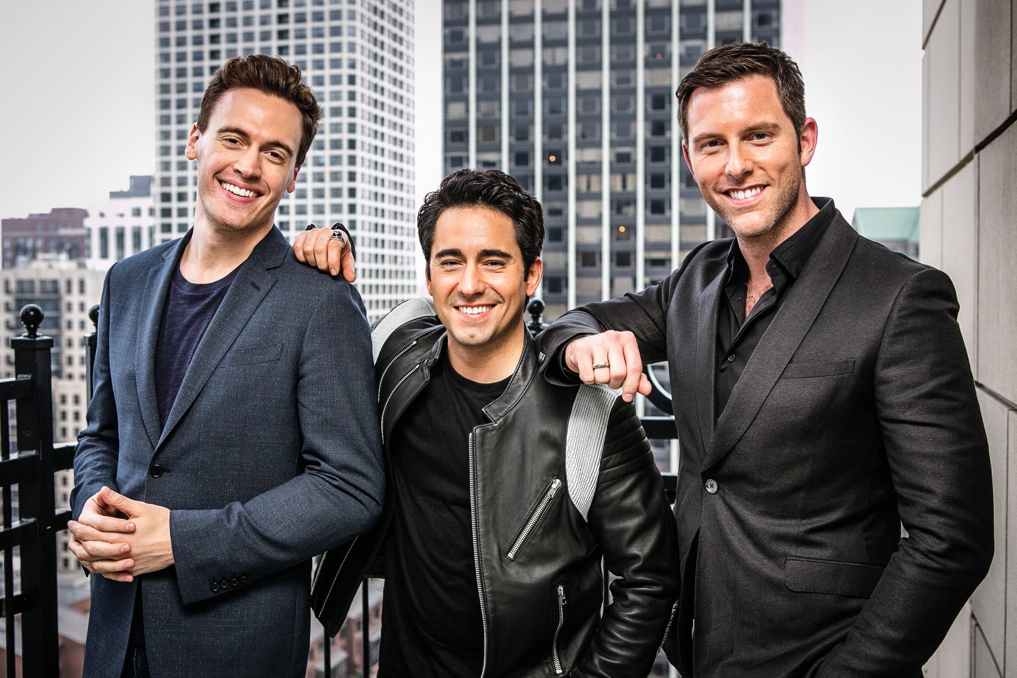 Jersey Boys  film press tour in Chicago