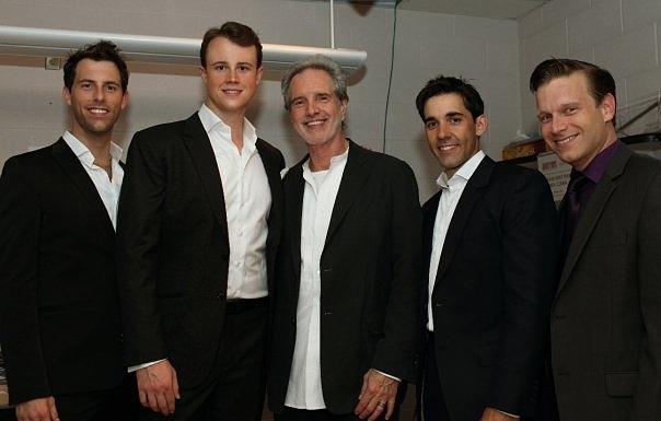 Original Four Season,  Bob Gaudio  celebrates the  Canadian Company of Jersey Boys  One Year Anniversary