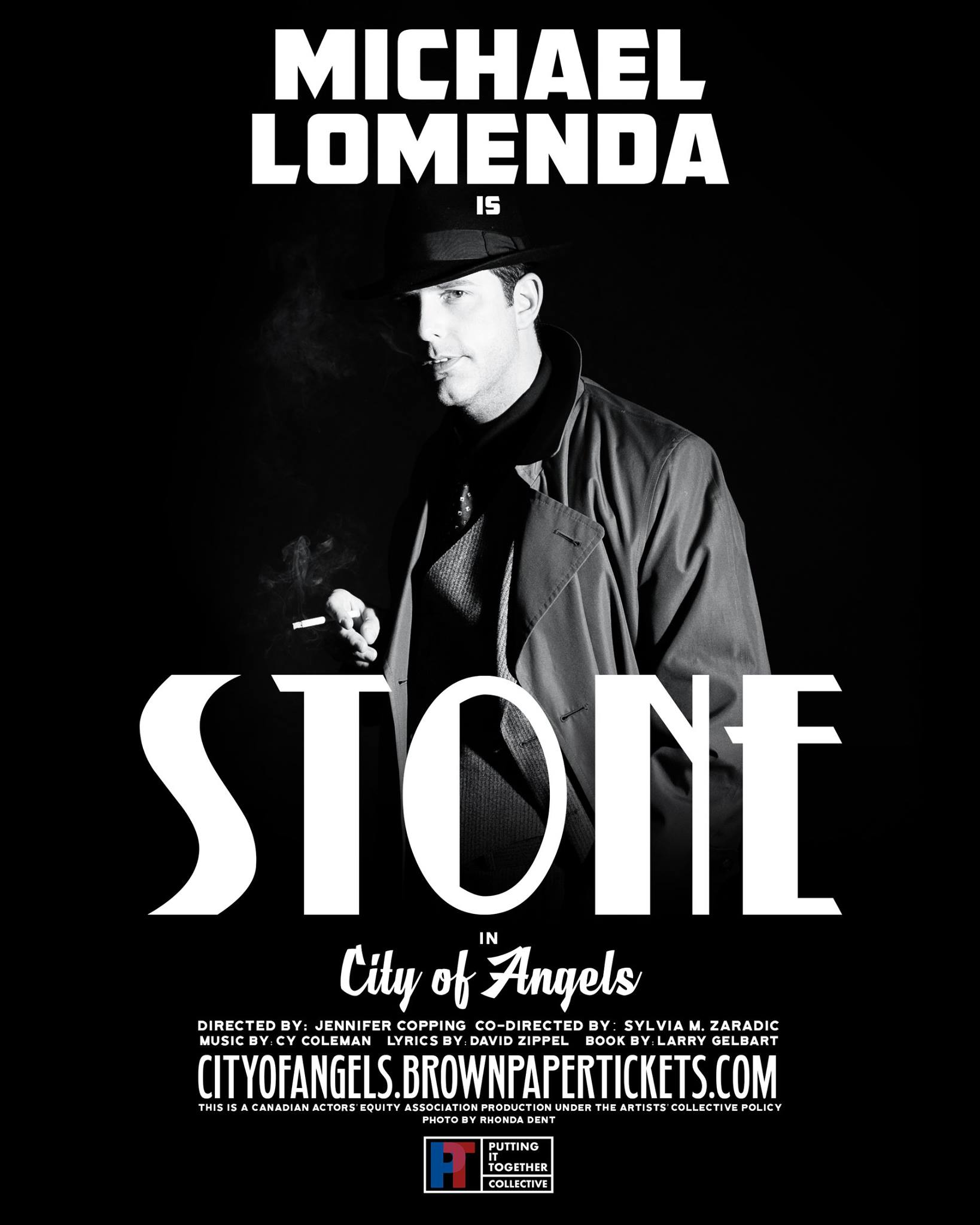 """Lomenda as """"Stone"""" in City of Angels"""