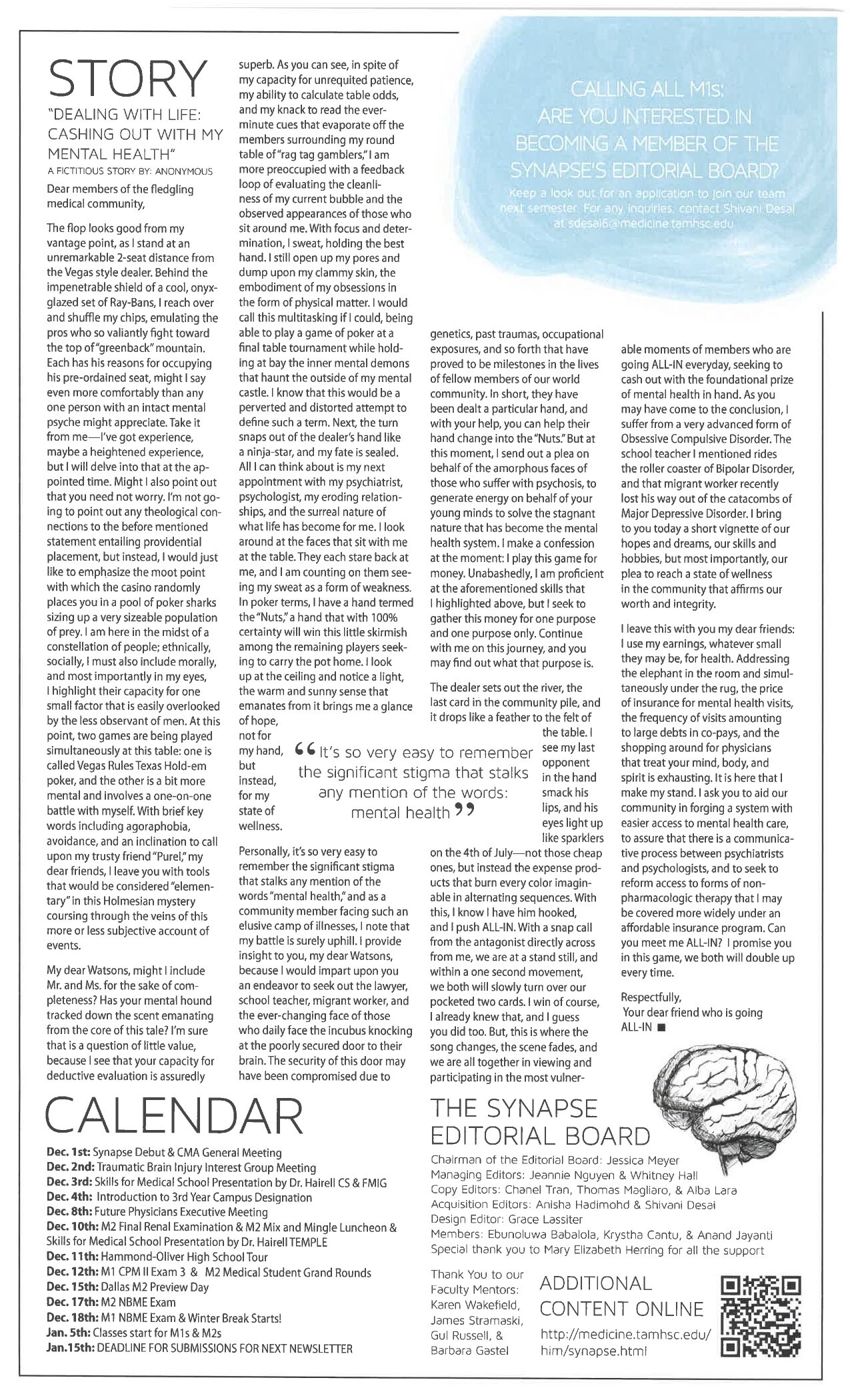 Synapse-First Issue-Second Page.jpg