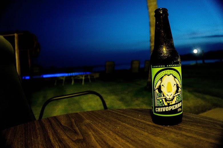 Casa Bruja Brewing IPA made in Panama City