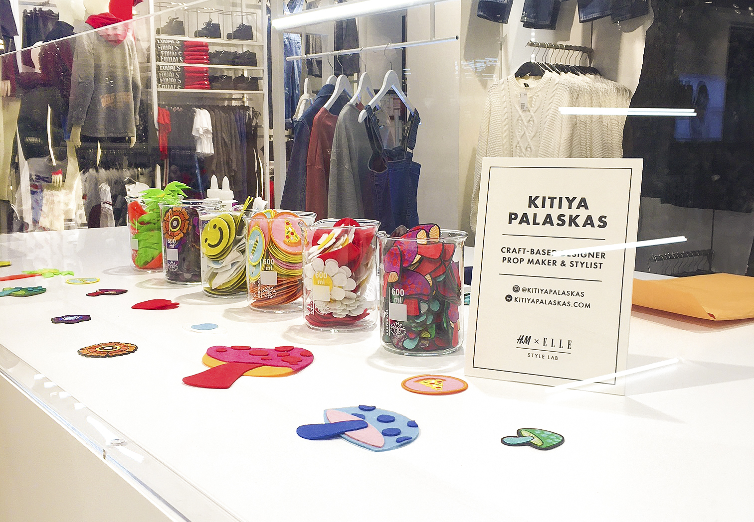 Kitiya Palaskas H&M event.jpg