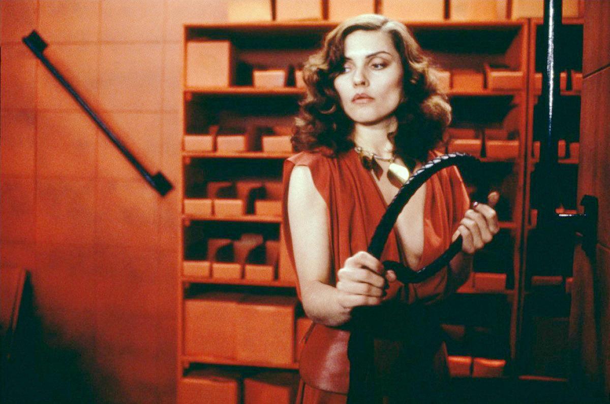Debbie Harry as Nikki Brand in  Videodrome .