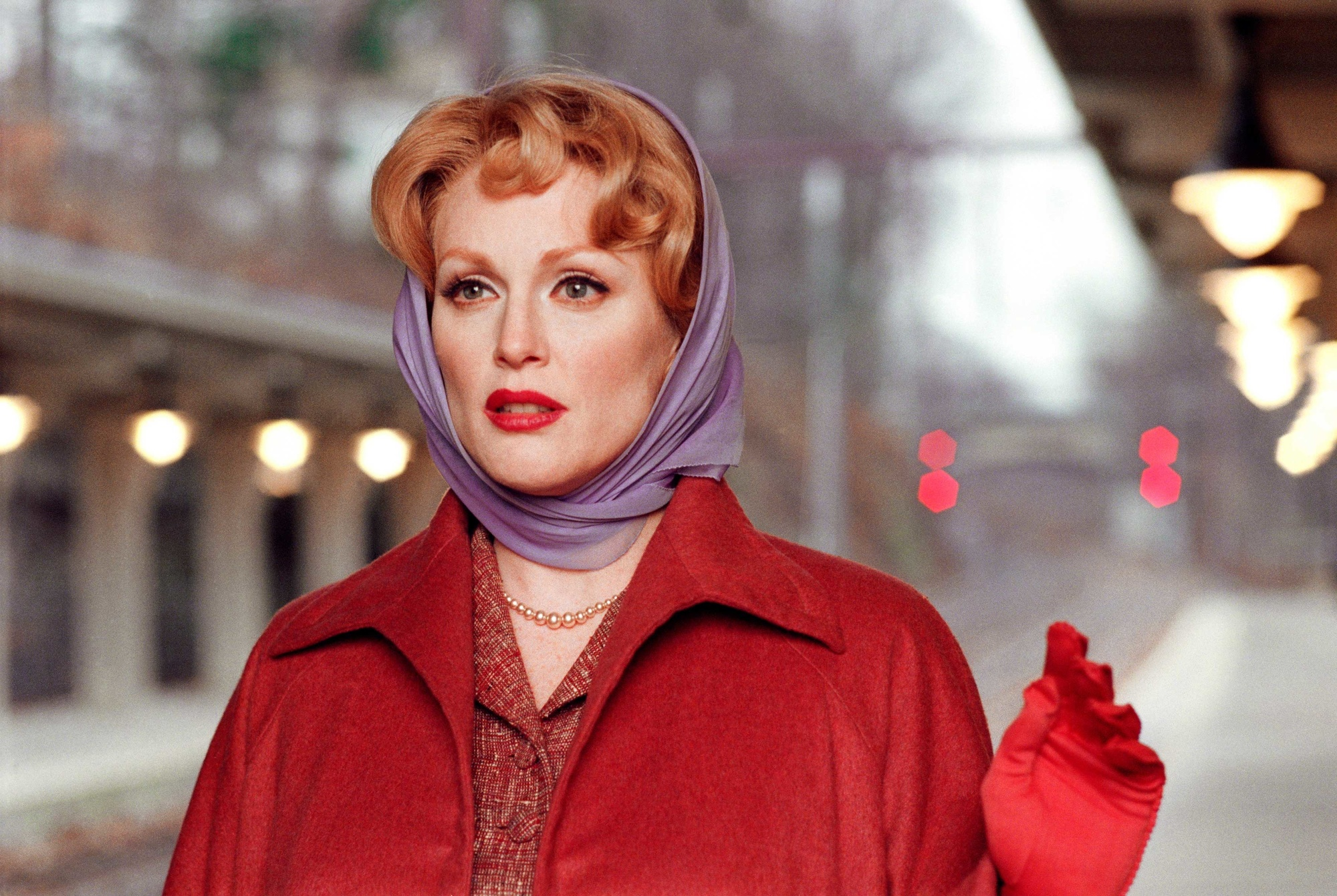 Julianne Moore in Todd Haynes'  Far From Heaven  (2002).